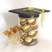 J-Hampers Graduation - Ferrero Rocher - L