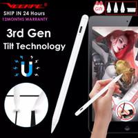 Stylus Universal Apple Pencil Pen Gen 3 Palm Rejection Tilt Sensitive