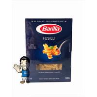 Barilla Fusilli Pasta 500 gr