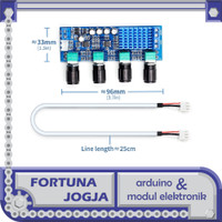 XH-M577 TPA3116D2 2x80W Stereo HiFi Audio Amplifier Tone Control Board