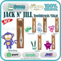 Jack N' Jill Bio Toothbrush / Sikat Gigi Jack n Jill