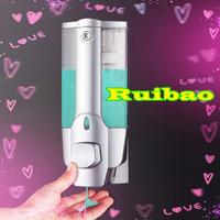 Dispenser Tempat Sabun Cuci Tangan Cair Single Touch Soap Key Lock