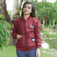 Jaket Wanita Terbaru by TOF Jaket Remaja Dewasa MARSHMELLO JAKET