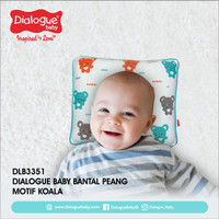DIALOGUE BANTAL PEANG PRINT MOTIF KOALA & STAR DLB3351 DLB3352 Keungg