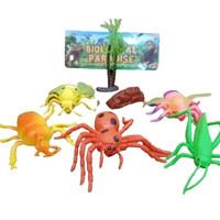 Mainan Insect Serangga Kumbang Tawon Biological Paradise Animal