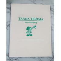Buku Tanda Terima 2 Rangkap / 2 ply NCR