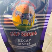 kecap manis cap zebra 225 ml