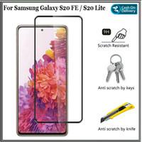 Tempered Glass Samsung Galaxy S20 FE Anti Gores Kaca