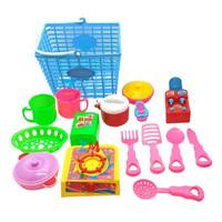 Mainan Anak Masakan Keranjang Kotak No.WJS 222