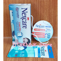 3M Nexcare 3 Ply DAILY Mask - Masker 3 Filter
