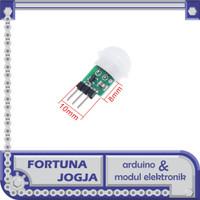 Modul Sersor Gerak Mini PIR AM312 Motion Detection Board