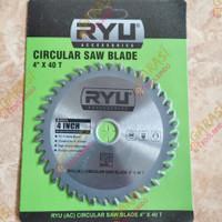 circular saw blade 4 Ryu mata circle saw pisau potong kayu gurinda