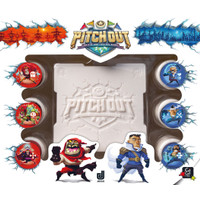 Pitch Out (Original) Board Game - TBG