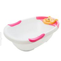 Bak Mandi Bayi ( Baby Bath Animato 702 Shinpo ) - Merah Muda