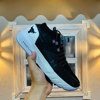 "UNDER ARMOUR HOVR x The Rock Project 2 ""BlackWhite"""
