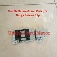 Handle Handel Pintu Dalam 1pc Honda Grand Civic , Civic Lx