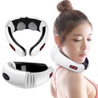 Alat Pijat Elektrik Cervical Vertebra Terapi Leher dan Tubuh