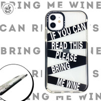 Casetify Wine Case Iphone 6 6+ 7 7+ 8 8+ X XS MAX XR 11 PRO MAX