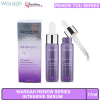 Anti Aging Intensive Serum Wardah Renew You Series 17ml Original Bpom