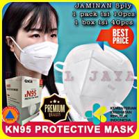 MASKER KN95 5ply KN 95 protective mask k n95 izin resmi