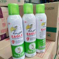 EAGLE EUCALYPTUS DISINFECTANT SPRAY TEA TREE OIL 280 ML