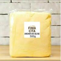 ANCHOR BAKERS MIX BUTTER BLEND 500 GR / BUTTER + MARGARINE