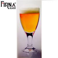 Gelas Kaki/Gelas Wine/Firna Glass/Stemware/Gelas Sirup/Gelas Kaca/