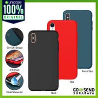 Case iPhone XS Max / XS X / XR Araree Typoskin Softcase TPU Casing