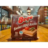 Smokey Bbq Slice BEGA keju slice 200 gr