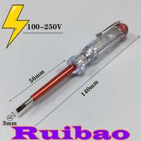 Tespen Test Pen Alat Tes Listrik Obeng Kelistrikan Test Pen AAA