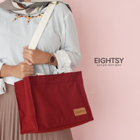 Eightsy Bag - Tas Kanvas Multifungsi