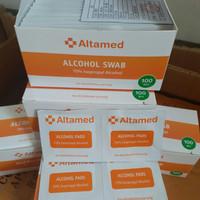 Alcohol Swabs