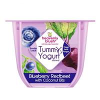Heavenly Blush Tummy Yogurt Blueberry Redbeet 80gr, by Gojek/grab