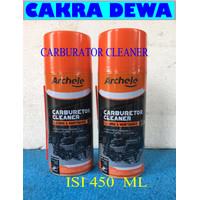 ARCHELE Carburator Cleaner pembersih Karbu Semprot mobil motor 450ml