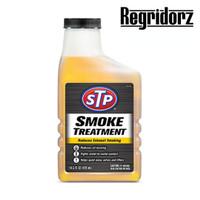 STP OLI PENGURANG ASAP MOBIL KENDARAAN SMOKE TREATMENT OIL STP 428 ML
