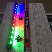Lampu aquarium LED 6 watt RGB Gaxindo