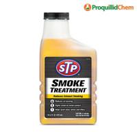 STP SMOKE TREATMENT OIL OLI PENGURANG ASAP MOBIL KENDARAAN STP 428 ML