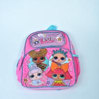 Tas Ransel Anak LOL 12 Inch Backpack - Camera Face