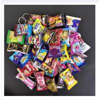 PROMO Gantungan Kunci Miniatur Snack Jajanan 1 PCS - COCO CELL