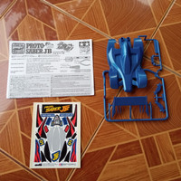 body proto saber JB original tamiya