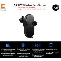 Xiaomi Mi 20W Wireless Car Charger Wireless Fast Charging TAM