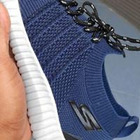 Sepatu Skechers Pria Original SALE 80% !! Stok Terbatas. TERMURAH ! - 39