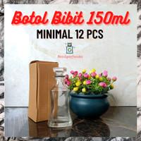 BOTOL REED DIFFUSER/BOTOL BIBIT PARFUM (JIN 150 ML)