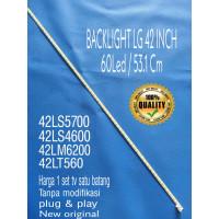 BACKLIGHT TV LG 42LS5700 LAMPU LED BACKLIGHT 42LM6200 42LS4600 42LT560