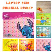 Disney Laptop Skin Stiker Pelindung Laptop Macbook PC Komputer