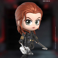 HOT TOYS HT COSBABY COSB750 MARVEL BLACK WIDOW