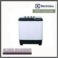 MESIN CUCI ELECTROLUX EWS11261 10KG 2 TABUNG EWS 11261 WA EWS11261WA