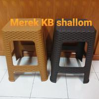 Tabitha - bangku baso kursi bakso anyaman rotan plastik kb shallom