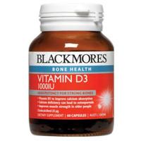 vitamin d3 1000iu blackmores vitamin D3 1000 IU isi 60 caps