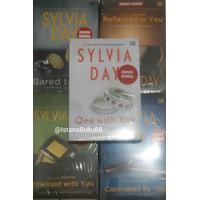 Novel 5pcs Fullset set lengkap seri Crossfire Sylvia Day Khusus Dewasa